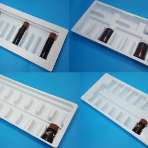 fabricación y diseño personalizado de plástico en inyección y termoconformado: bandejas de alimentación, viales, ampollas, tapones y jeringas